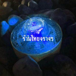 หมุดลูกแก้วสะท้อนแสง LED