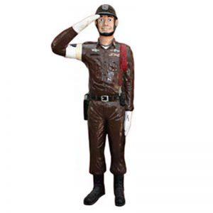 หุ่นตำรวจ(จ่าเฉย)