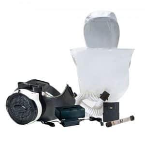 อุปกรณ์ปกป้องทางเดินหายใจแบบจ่ายอากาศบริสุทธิ์